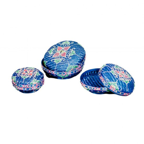 Amira Range Round 36cm Sets Of 3