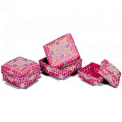 Amira Range Square 36cm Sets Of 3