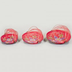 Imaan Range Round 18cm Sets Of 3